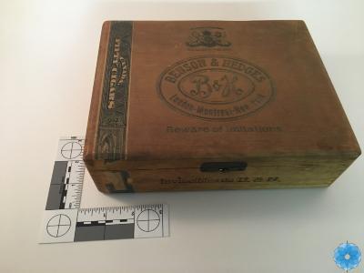 Box, Cigar