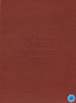 Book, Record