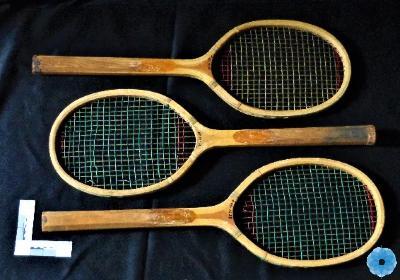 Racket, Tennis