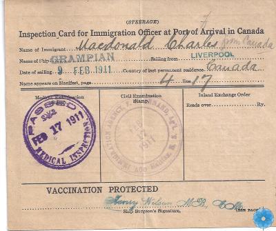 Card, Identification