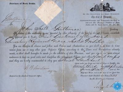 Certificate, Membership