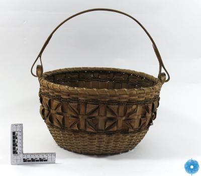 Basket, Sweet-grass