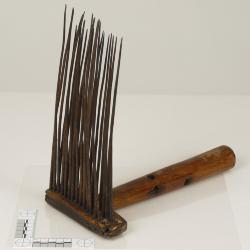 Comb, Textile